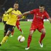 Europa League Quarter-Final 2nd Leg: Dortmund (H)