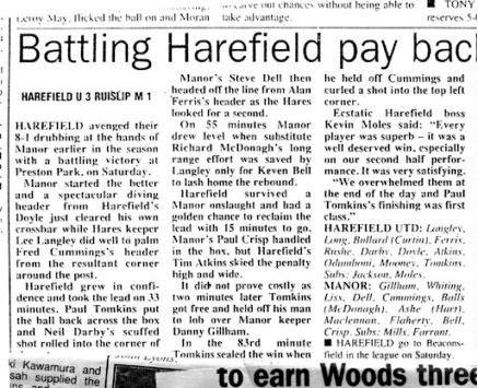 harefield