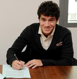Coutinho signing