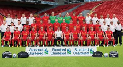 LFC 2013 team photo