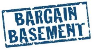 Bargain Basement IMAGE
