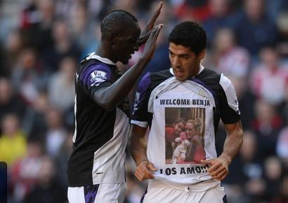 Suarez BABY tribute #2