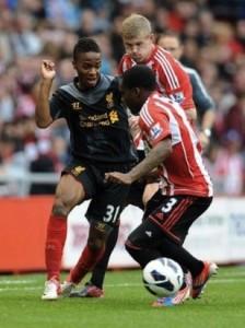 Sterling v Liverpool