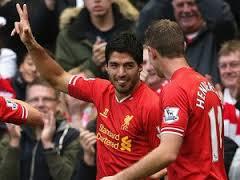 Suarez goal