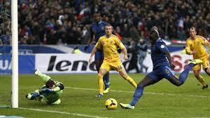 Sakho scores for France