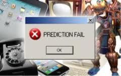 Prediction fail