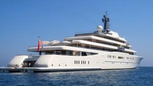 Abramovich-Yacht