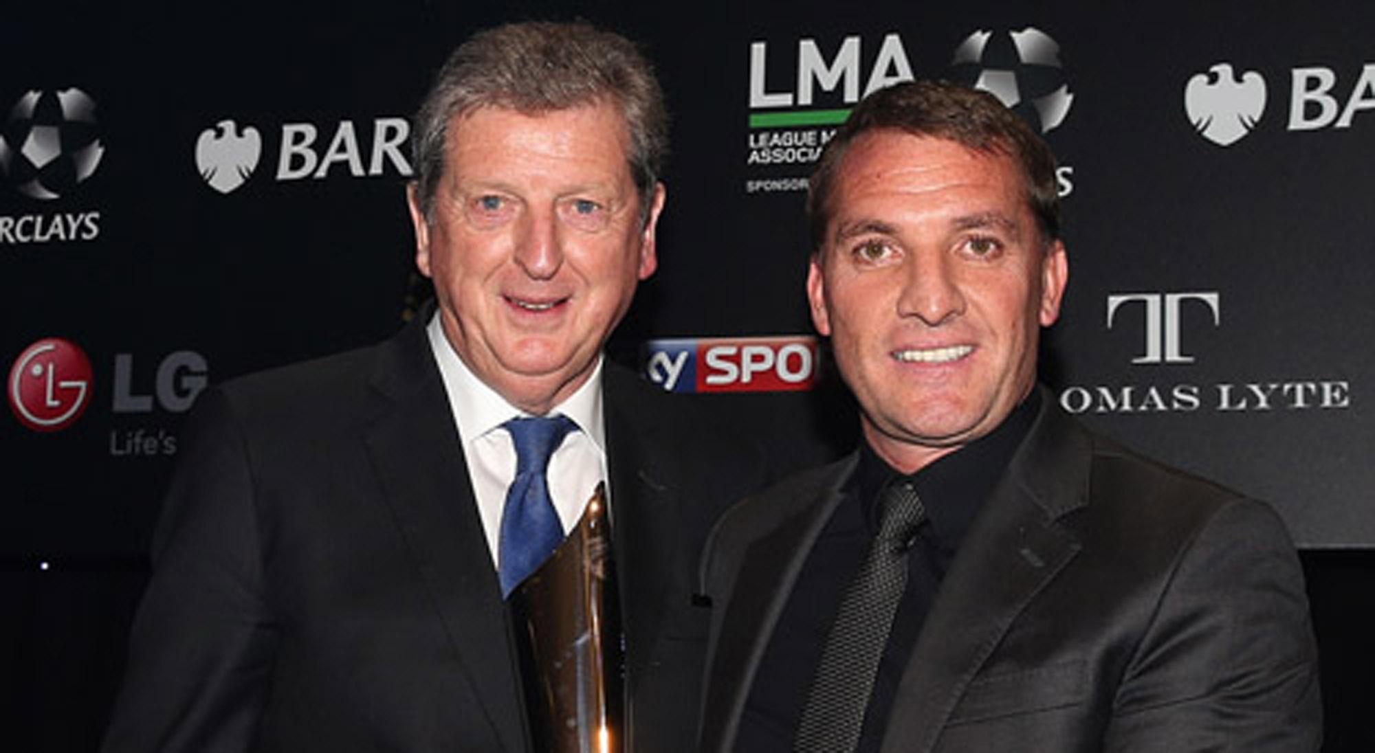 League Managers Association PR Shoot 12/05/2014