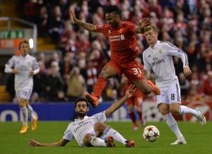 Sterling v Madrid