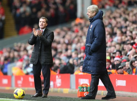 TTT Tactics #7 Rodgers and Wenger
