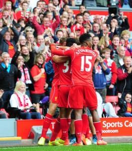 Liverpool-v-Southampton