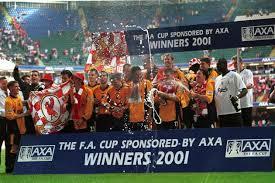 Fa Cup 2001