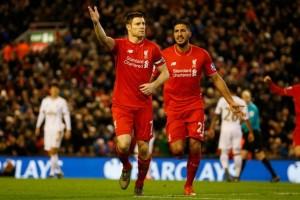 Liverpool-v-Swansea