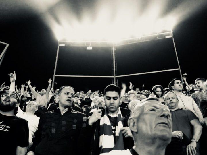 My Day at the Match – Sevilla (a), Nov. 21st