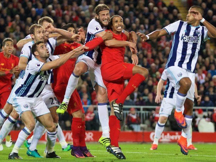 17/18 Premier League Preview | Matchweek 17 | W.B.A. (H)