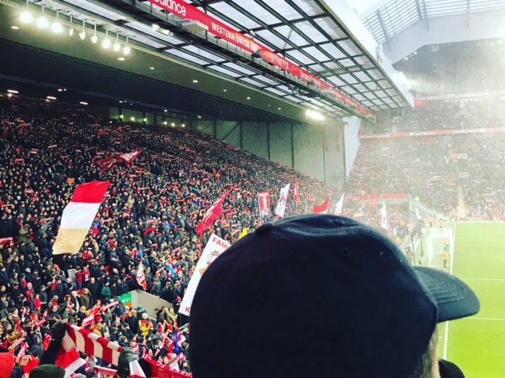 Walk On Thru the Wind, Walk On Thru the Snow: At Anfield To See Reds Demolish Watford