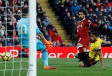 Liverpool Stats Expected Goals Liverpool xG Mohamed Salah stats