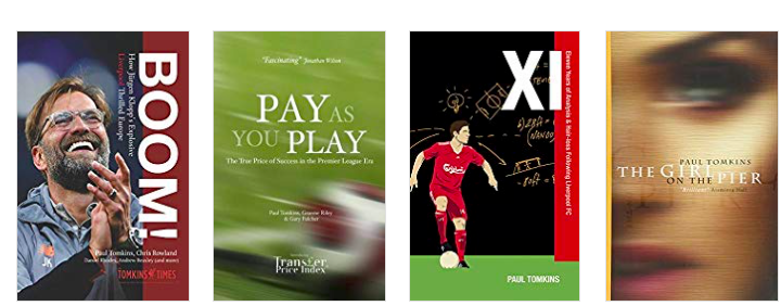 Signed Liverpool FC Book Sale For TTT Subscribers (& Site News)