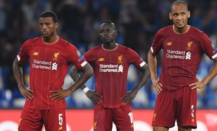 Post-Match Analysis: Napoli 2 Liverpool 0