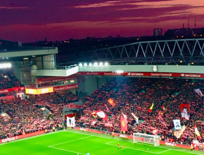 """Keeping an """"Anfield-Mentality""""in a Winning Season"""